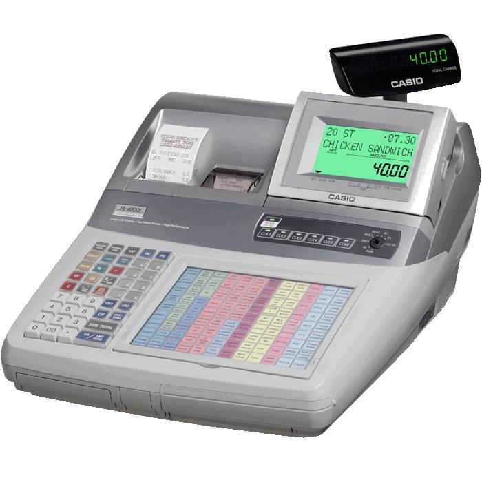 Casio TE-4500